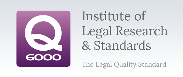 Nash Solicitors - Institute of Legal Research & Standards